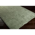 "Surya Heaven Malachite Green (HEA-8007) Square 0'6"" x 0'6"""