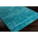 "Surya Heaven Deep Sky Blue (HEA-8012) Rectangle 8'0"" x 11'0"""