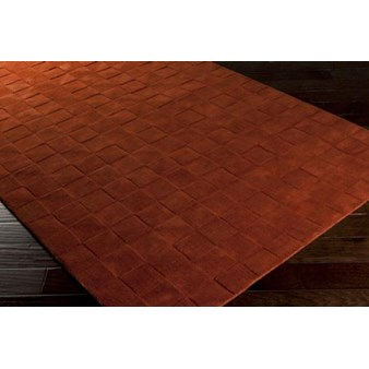 "Surya Kinetic Terra Cotta (KNT-3014) Square 0'6"" x 0'6"""
