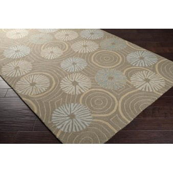 "Surya Julie Cohn Labrinth Stone (LBR-1002) Rectangle 2'0"" x 3'0"""
