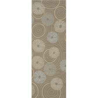 "Surya Julie Cohn Labrinth Stone (LBR-1002) Rectangle 2'6"" x 8'0"""