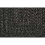 "Surya Liberty Coal Black (LIB-4400) Rectangle 1'8"" x 2'6"""