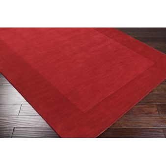 "Surya Mystique Red (M-299) Square 0'6"" x 0'6"""