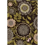 "Chandra Amy Butler (AMY13206-576) 5'0""x7'6"" Rectangle Area Rug"