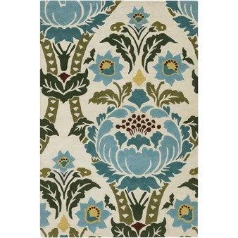"Chandra Amy Butler (AMY13210-576) 5'0""x7'6"" Rectangle Area Rug"