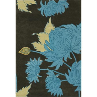 "Chandra Amy Butler (AMY13218-79106) 7'9""x10'6"" Rectangle Area Rug"