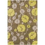 "Chandra Amy Butler (AMY13219-576) 5'0""x7'6"" Rectangle Area Rug"