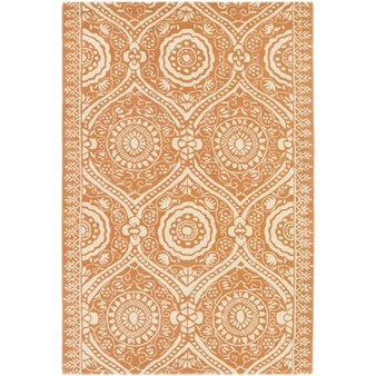 "Chandra Amy Butler (AMY13225-79106) 7'9""x10'6"" Rectangle Area Rug"