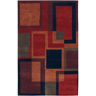"Chandra Antara (ANT114-576) 5'0""x7'6"" Rectangle Area Rug"