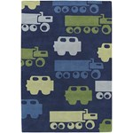 "Chandra Kids (KID7624-576) 5'0""x7'6"" Rectangle Area Rug"