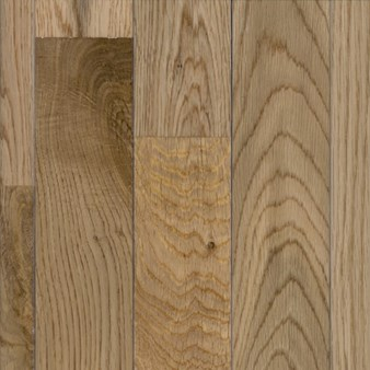 "NobleHouse Fort Worth Oak Strip:  Natural 3/4"" x 2 1/4"" Solid Hardwood FRTWH 2 1/4 NT"