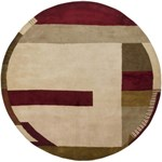 "Chandra Dream (DRE3128-79RD) 7'9""x7'9"" Round Area Rug"
