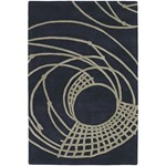 "Chandra Parson Gray (PAR31104-79106) 7'9""x10'6"" Rectangle Area Rug"