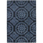 "Chandra Satara (SAT16205-576) 5'0""x7'6"" Rectangle Area Rug"