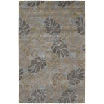 "Chandra Seasons (SEA30903-576) 5'0""x7'6"" Rectangle Area Rug"