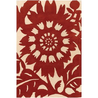 "Chandra Thomaspaul (T-ZIPC-35) 3'0""x5'0"" Rectangle Area Rug"