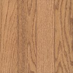 "Mannington Oregon Oak: Golden Harvest 9/16"" x 3"" Engineered Hardwood OR03GHL1"