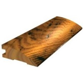 "Shaw Epic:  Jubilee Barnwood Hickory Flush Reducer - 78"" Long"