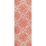 "Surya Oasis Rust Red (OAS-1081) Rectangle 2'6"" x 8'0"""