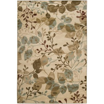 "Surya Paramount Raw Umber (PAR-1037) Rectangle 5'3"" x 7'6"""