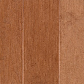 "Mohawk Mulberry Hill: Maple Amareto 3/8"" x 3"" Engineered Hardwood WEC40 72"