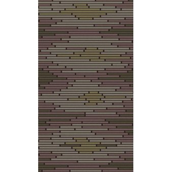 "Surya Platinum Prune Purple (PLAT-9005) Rectangle 2'6"" x 8'0"""