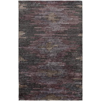 "Surya Platinum Prune Purple (PLAT-9005) Rectangle 5'0"" x 8'0"""