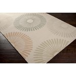 "Surya Rain Oatmeal (RAI-1088) Rectangle 8'0"" x 10'0"""