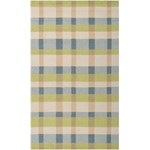 "Surya Rain Ivory (RAI-1125) Rectangle 5'0"" x 8'0"""