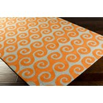 "Surya Rain Pumpkin (RAI-1138) Rectangle 2'0"" x 3'0"""