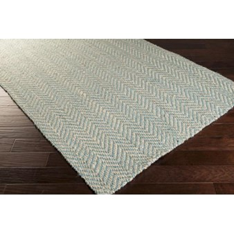 "Surya Reeds Slate Blue (REED-802) Rectangle 3'3"" x 5'3"""
