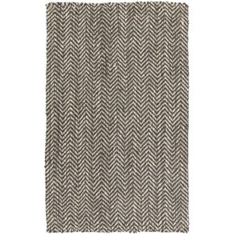"Surya Reeds Mulled Wine (REED-803) Rectangle 5'0"" x 8'0"""