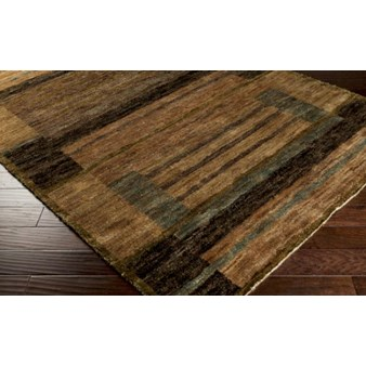 "Surya Scarborough Olive (SCR-5128) Rectangle 2'0"" x 3'0"""