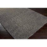 "Surya Shimmer Flint Gray (SHI-5010) Rectangle 3'6"" x 5'6"""
