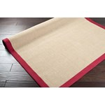 "Surya Soho Tan (SOHO RED) Rectangle 2'0"" x 3'0"""