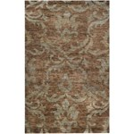 "Surya Trinidad Hot Cocoa (TND-1135) Rectangle 5'0"" x 8'0"""