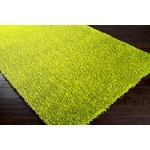 "Surya Vivid Green-Yellow (VIV-807) Square 0'6"" x 0'6"""