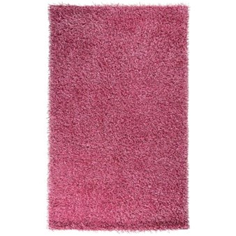 "Surya Vivid Bright Pink (VIV-817) Rectangle 5'0"" x 8'0"""