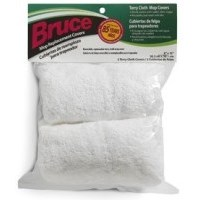 Bruce Terry Cloth Mop Replacement Covers - 2 Pack